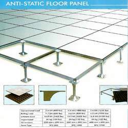 Access False Flooring