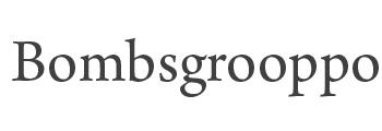 Bombsgrooppo (Brand Of Elektrikals & Ceramics)