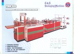 Pneumatic Pouch Making Machine for Laminated Films