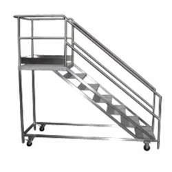 Portable Platform SS Stairs