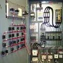 Auto Star Delta Motor Control Panel