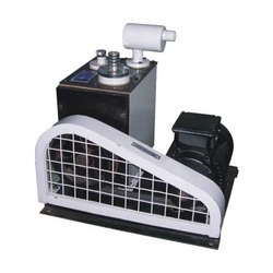 350 LPM Double Stage Belt Drive Vacuum Pump