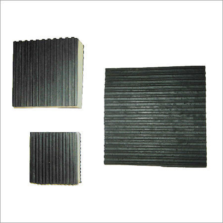 Ribbed Rubber Sheets & Pads