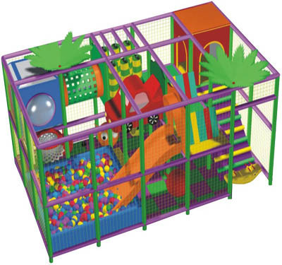 Kids Play Equipments Soft Play Systems Manufacturer From