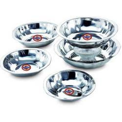 Footed Steel Bowl (New Fanta Bowl)