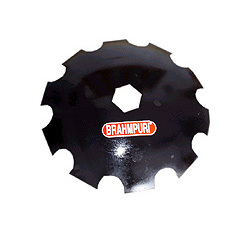 Hexagonal Harrow Cut Way Disc