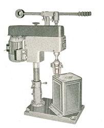 Capping Machines In Jaipur ढाँकने वाली पट्टी की मशीन