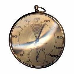 Dial Type Analog Thermometer & Hygrometer ZWS89-7