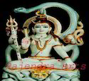 Marble Shiv Statues