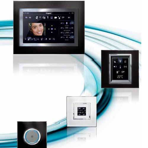 Legrand Arteor Wiring Devices Home Automation