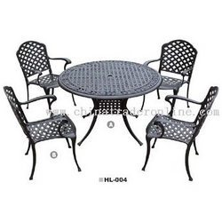 cast aluminum garden furniture - Garden Furniture Delhi