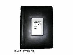 Genuine Leather Album Cover