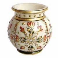 Marble Handicrafts-Pots