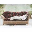 Cane Sofa Bed