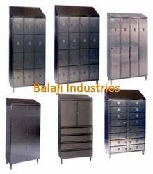 SS Storage Lockers