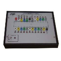4 To 16 Demultiplexer Trainer