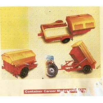 Container Career Model, Solid Waste Management Equipment