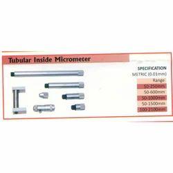 Tubular Inside Micrometer (Range 50-1000mm)