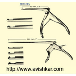 Kerrison 18 Cm Up Cutting Instruments