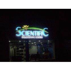 Acrylic LED Sign Boards