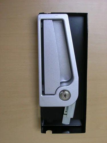 Steel Cupboard Lock Nickel Sahajanand Industries Id