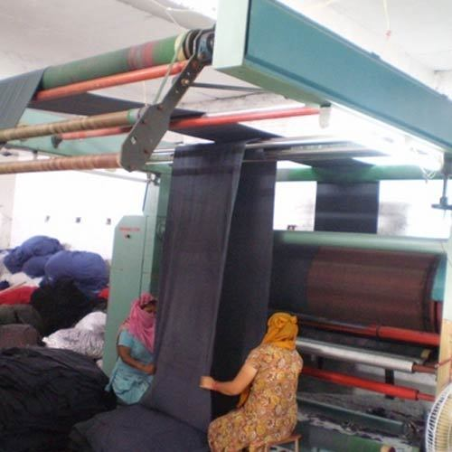 Woven Processed Fabric Processing