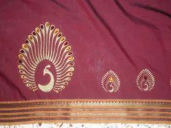 Cotton Casual Wear Screen Printed Sarees