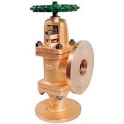 Zoloto Bronze Controllable Feed Check Valve