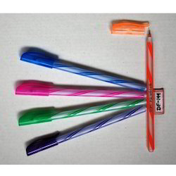 Plastic Ballpoint Pen Direct Filling Promotional Ball Pens