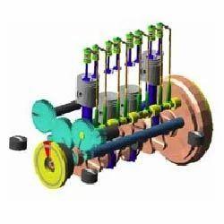 CAE Simulation Tool for Powertrain Dynamics