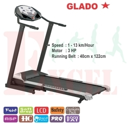 Glado Star Motorized Treadmill