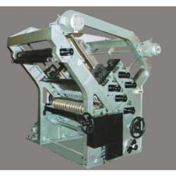 Double Profile High Speed Single Face Corrugation Machine