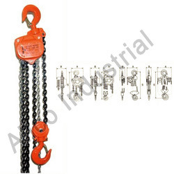 Chain Pulley Blocks