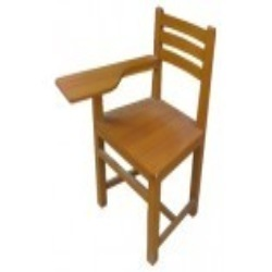 Pure Wooden Writing Chairs