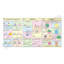 Upper Primary Charts Set of 15