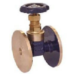 Zoloto Bronze Gate Valve Screwed Flanged