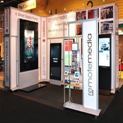Exhibition Display Panels : Exhibition display panels outdoor publicity anand nagar pune