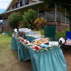 Outdoor Catering Services