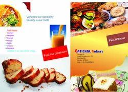 Color Brochure Designing Service