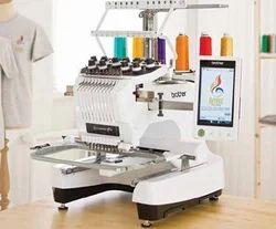 Usha Automatic Computer Embroidery Machine, Rs 92000 /piece | ID