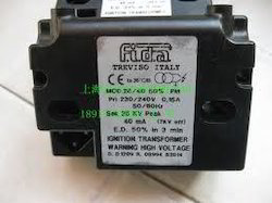 Fida Treviso Italy Ignition Transformer