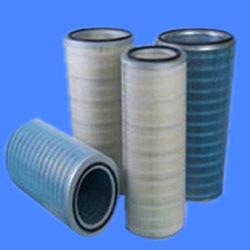 Synthetic Fiber Aluminum Gas Turbine Air Intake Filter, For Ait In Take