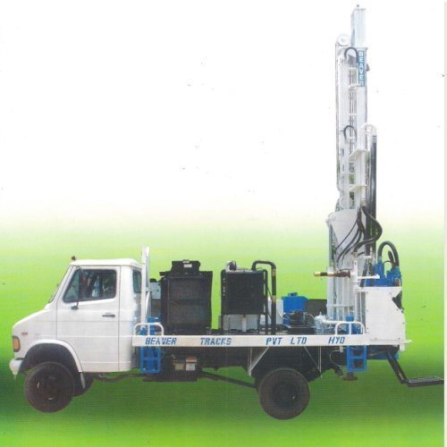 Portable Water Well Drilling Rigs - Pickup Truck Mounted