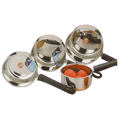 Stainless Steel Pans Stainless Steel Saucepan