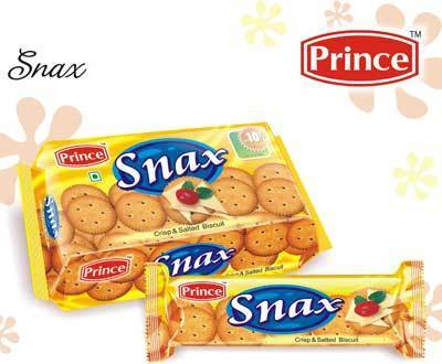 Snax Biscuits | Prince Food Products | Manufacturer in Somsons Colony, Maler Kotla