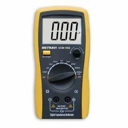 Digital Capacitance Meter ( Metravi - 1502 )