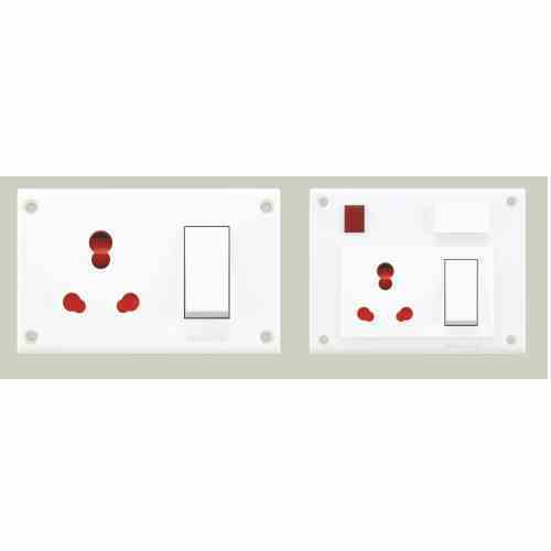 16 A. 3 In 1 - 5 In 1 With J. Box Electrical Switch - Norwood ...