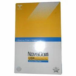 Novadom USR Desktop Offset Plate