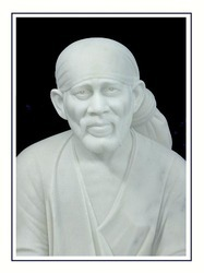 Marble Idol of Sai Baba