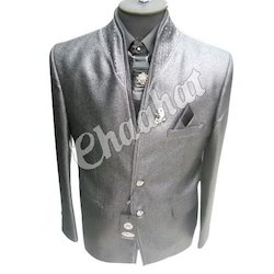 Mens Plain Coat Suit